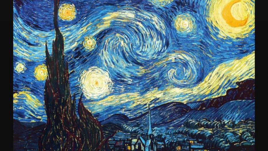 Tabloul lui Van Gogh