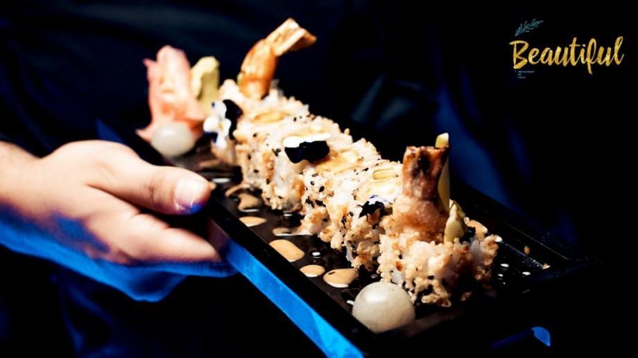 (foto) CIELO Lounge & Restaurant – cel mai Gourmet restaurant cu bucătărie japoneză ce tinde spre stea Michelin