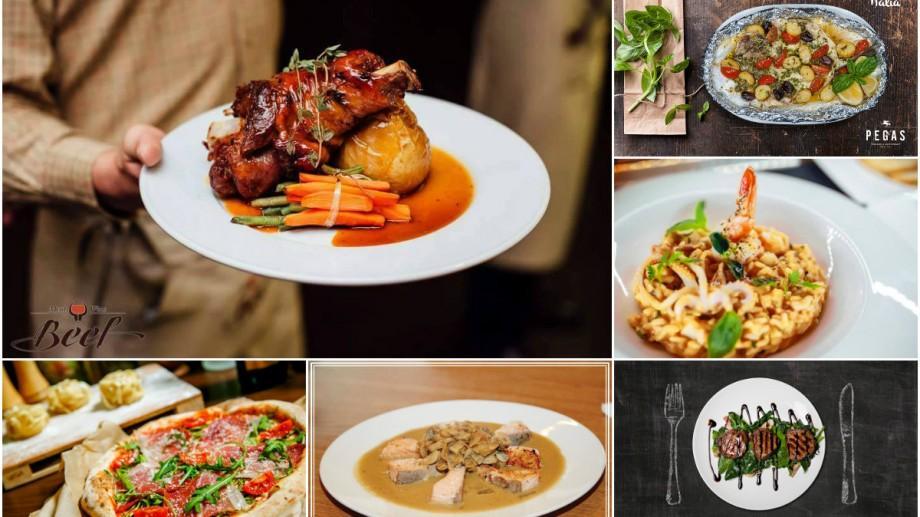 Best of 2016: Cele mai bune localuri din Chișinău pentru a lua cina
