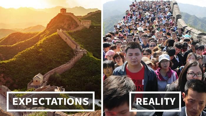 (foto) Călătoriile – între așteptări și realitate