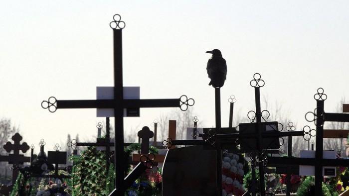 (foto) Legende urbane IV: legende despre cimitirele din Capitală