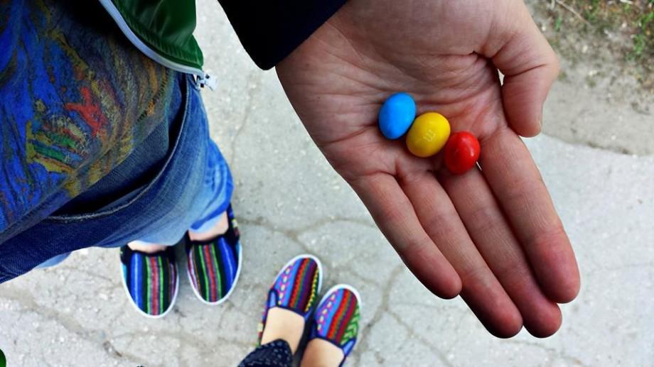 (foto) Baloane și bomboane tricolore: Cum se vede Ziua drapelului pe rețelele de socializare