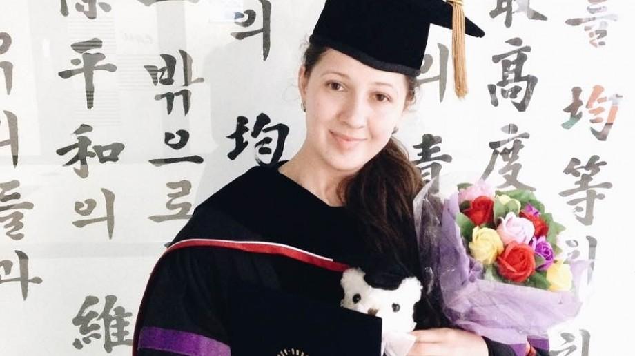 După absolvirea studiilor în Coreea de Sud, o tânără de la noi va preda Dreptul la o universitate