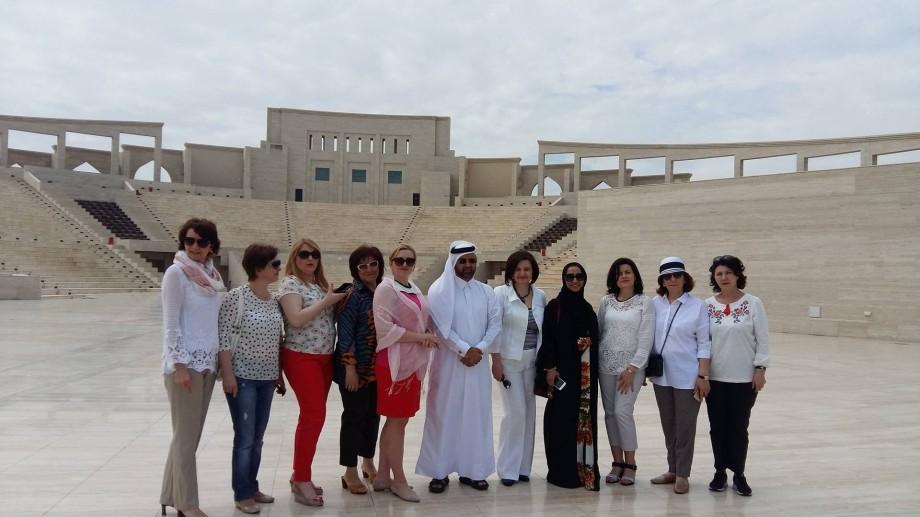 (foto) Statul Qatar și Republica Moldova stabilesc punți umane de colaborare