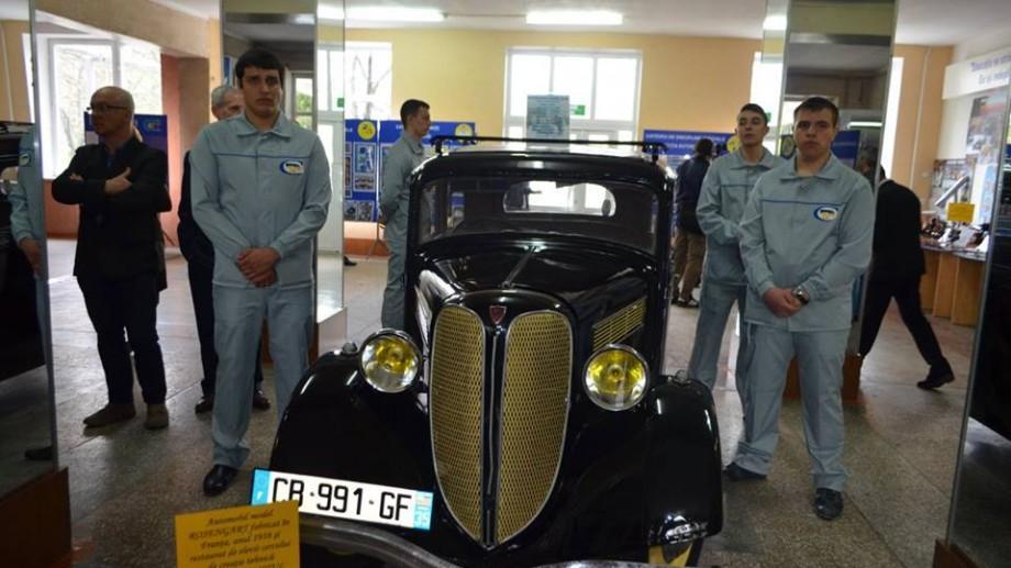 Centrul de Excelență în Transporturi, fostul Colegiu de Transporturi, a marcat 70 de ani de la fondare