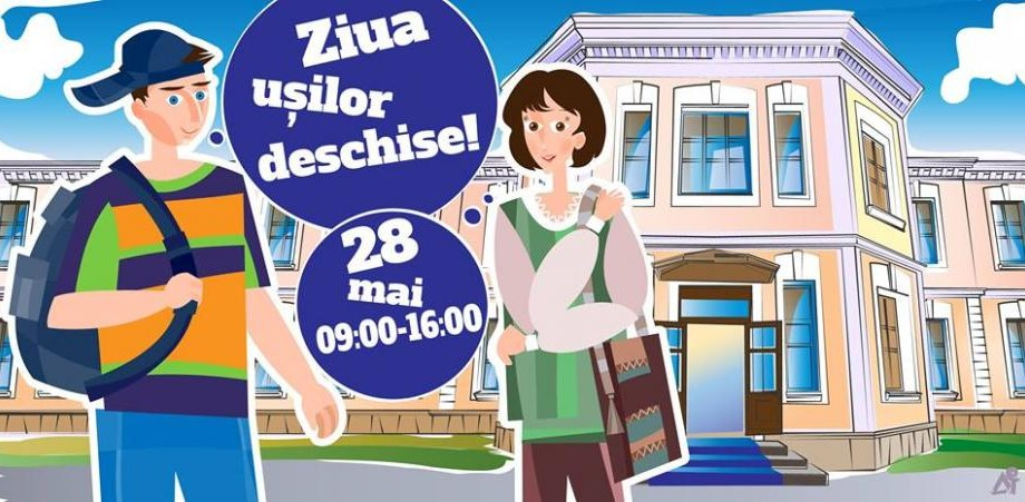 """USMF """"Nicolae Testimiţanu"""" invită elevii dornici să îmbrățișeze Medicina la Ziua Ușilor Deschise"""