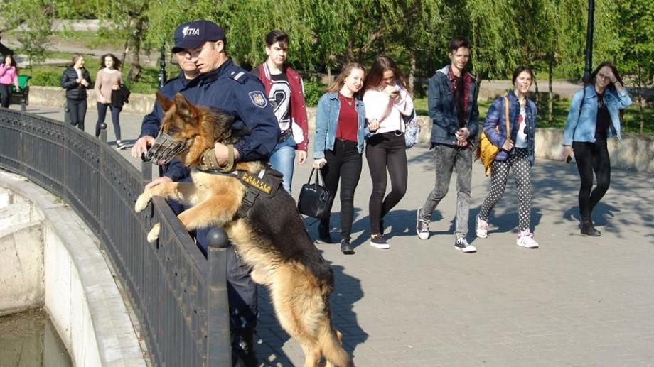 Aproape 3 mii de polițiști vor fi la datorie de Sărbătorile Pascale. Unde va fi restricționat traficul