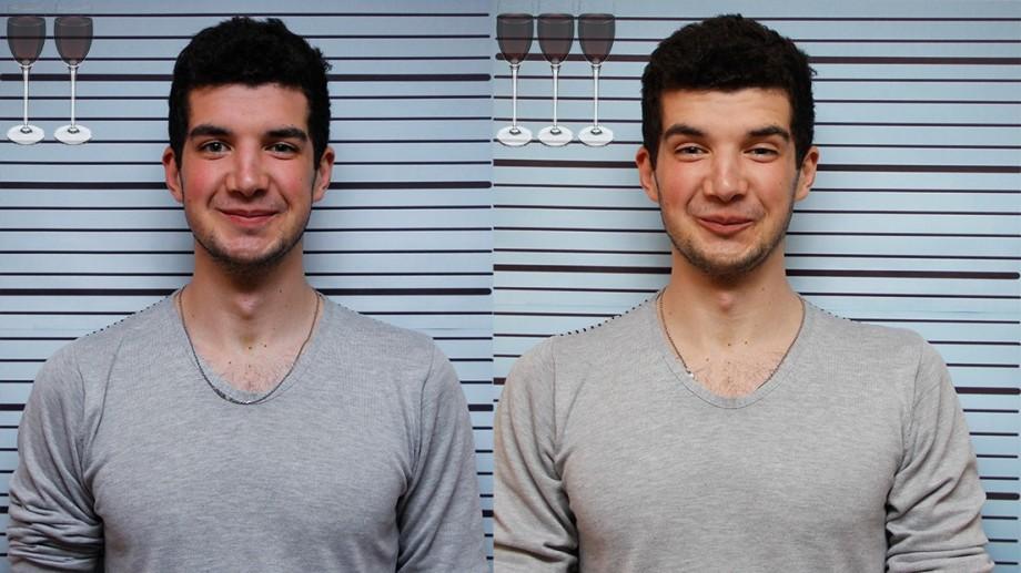 (foto) Proiect fotografic. Cum arată mai mulți tineri după câteva pahare de vin moldovenesc