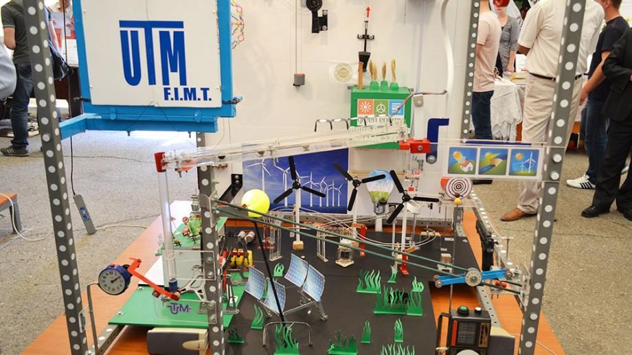 Miercuri va fi dat startul expoziției celor mai creative lucrări ale studenților de la UTM