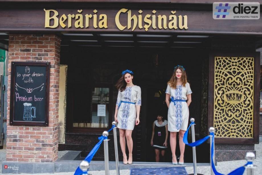 (foto) Berăria Chișinău – un restaurant emblemă care readuce tradiția berii Chișinăului istoric