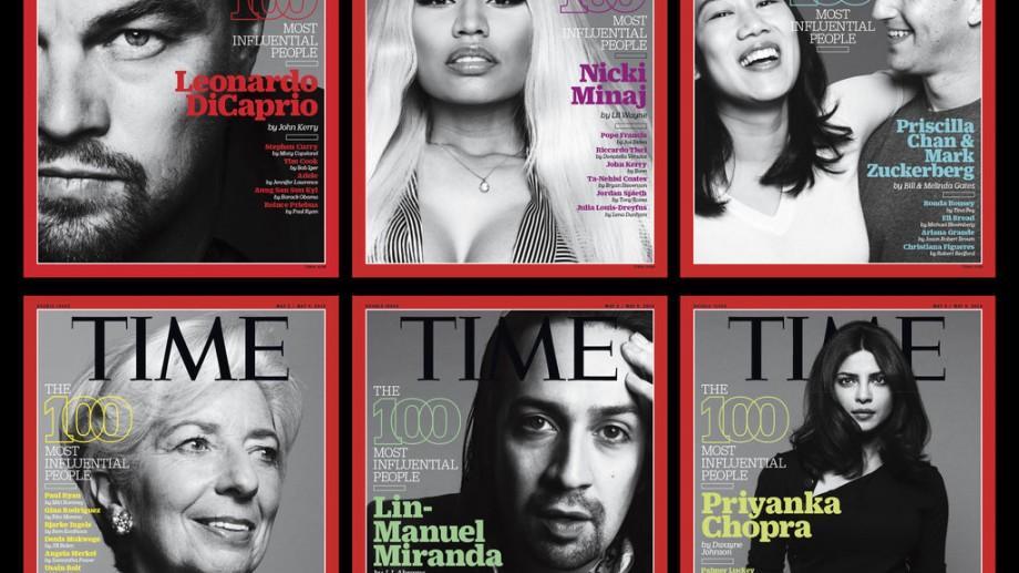 Iată care sunt cei mai influenți oameni din lume în 2016