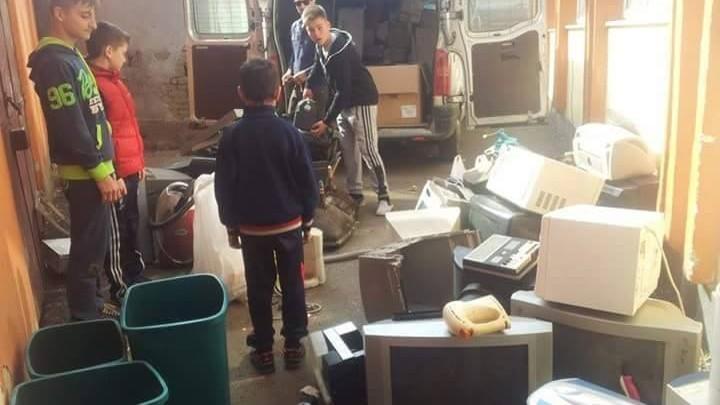 La Bălți se organizează o campanie mobilă de reciclare a deșeurilor