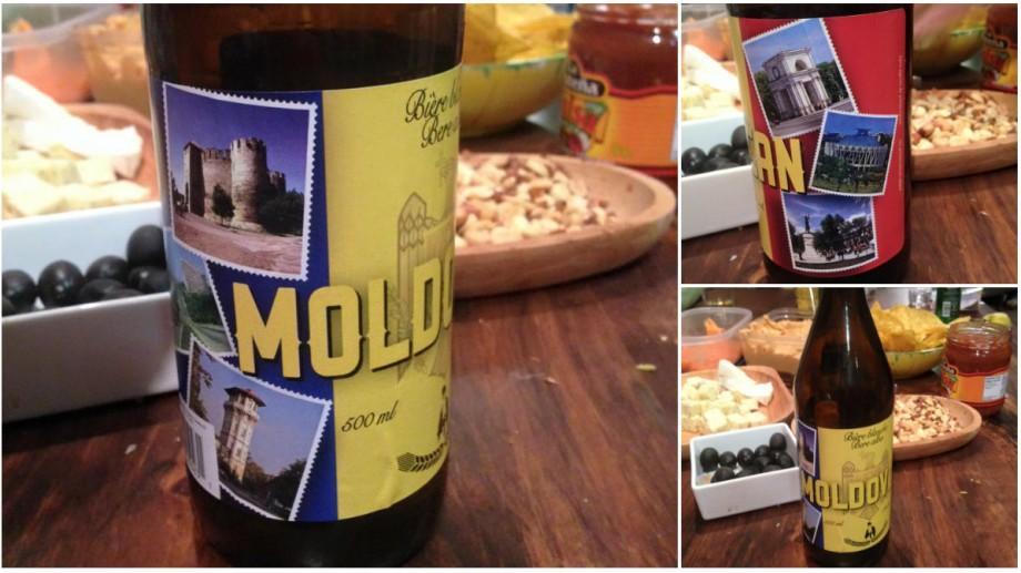 (foto) Un pub-berărie din Canada produce o bere care să onoreze Moldova