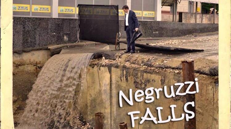 (foto) Cele mai spectaculoase meme-uri cu Dorin Chirtoacă și Cascada Negruzzi