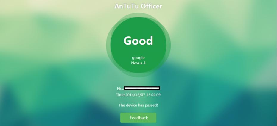 AnTuTu Officer – aplica?ia care verific? dac? telefonul t?u este original sau clon?