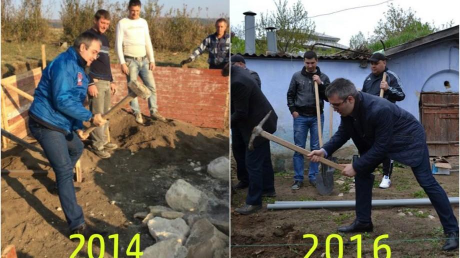 (foto, video) Cele mai muncitoare meme-uri cu Sergiu Sârbu în campania de Paște a PDM