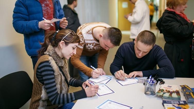 (foto) STEP IT Academy Moldova – locul unde cei de 15 ani ?i cei de 55 pot avea studii în IT