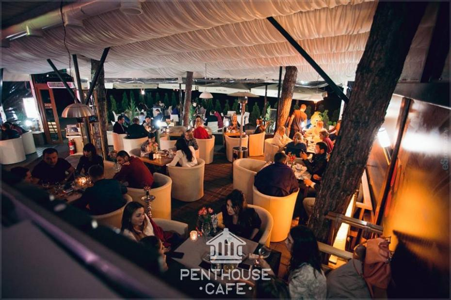 Photo Credit: The Penthouse Cafe