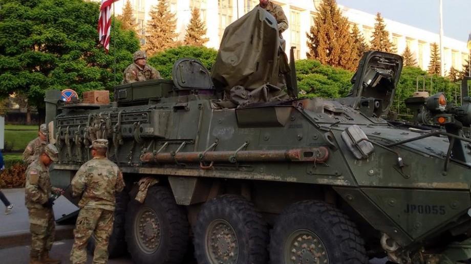 (foto, video) Militarii și tehnica americană vă așteaptă astăzi în PMAN