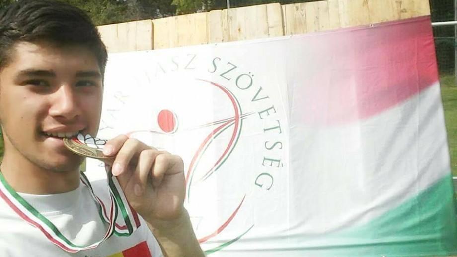 (foto) Arcaşul Dan Olaru s-a clasat pe primul loc la etapa Cupei Europei