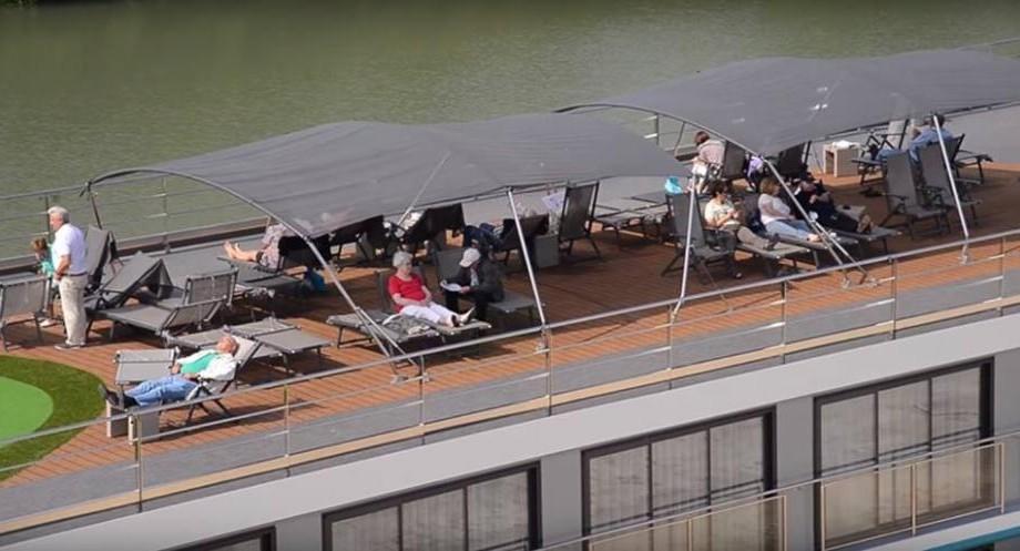 (foto) Premieră în acest an! Portul Giurgiulești a găzduit o navă de croazieră din Olanda