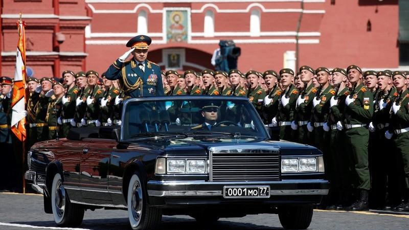 (foto, video) Tancuri, avioane şi vehicule militare. Rusia celebrează Ziua Victoriei printr-o paradă grandioasă