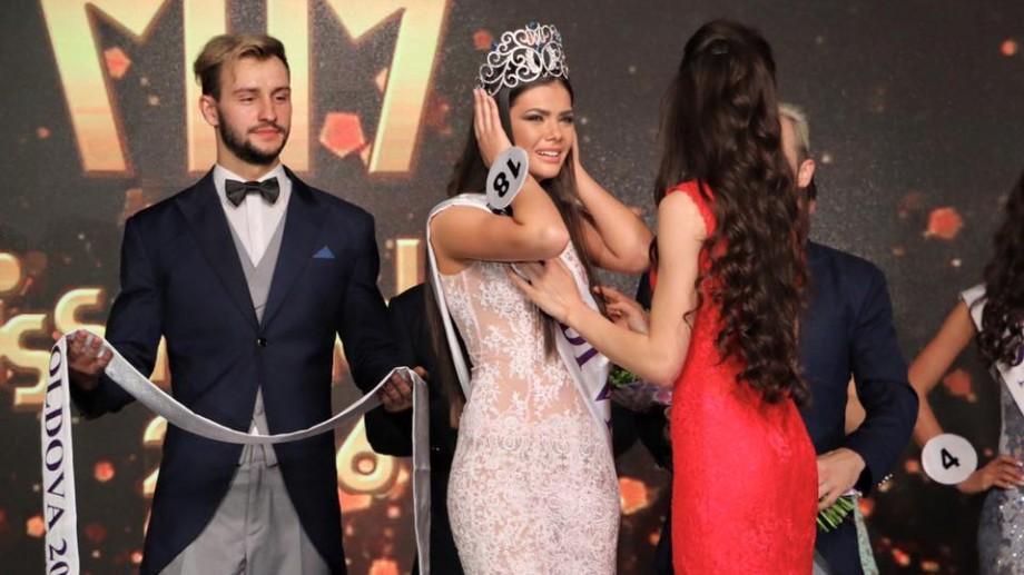 (foto, video) Cum a fost la Miss Moldova 2016 și primele declarații ale câștigătoarei, Marin Daniela