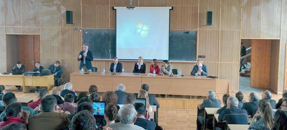 Speakerii Moldova ICT Summit, în dialog cu studenții UTM. Ce au învățat de la granzii din IT