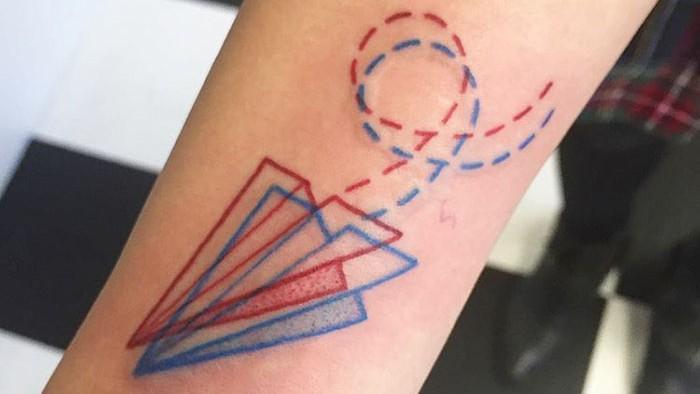 (foto) O nouă tendință în materie de tatuaje: 3D Tattoos