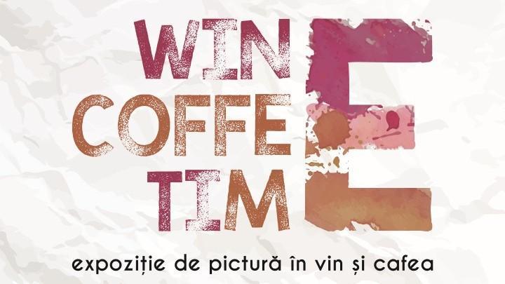 (foto) Participă și tu la o expoziție de pictură non-tradițională realizată în vin și cafea