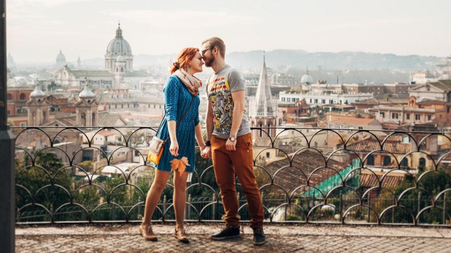 Cele mai populare destinaţii turistice pentru îndrăgostiţi: Parisul a pierdut poziţia fruntaşă