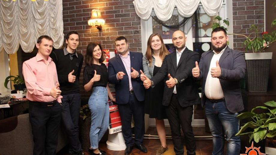 (foto) La Comrat se organizează un șir de jocuri intelectuale similare cu cele din Chișinău