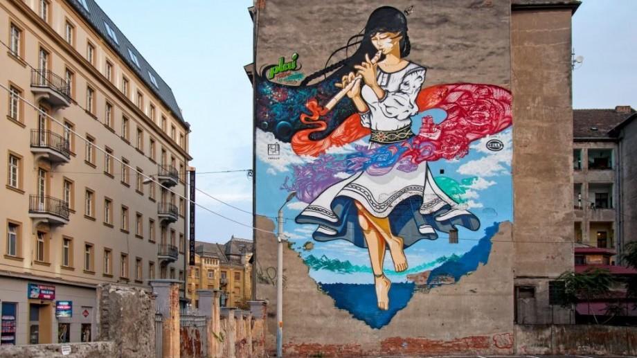 Participă la un concurs de Street-Art și câștigă un bilet de avion tur-retur la Roma