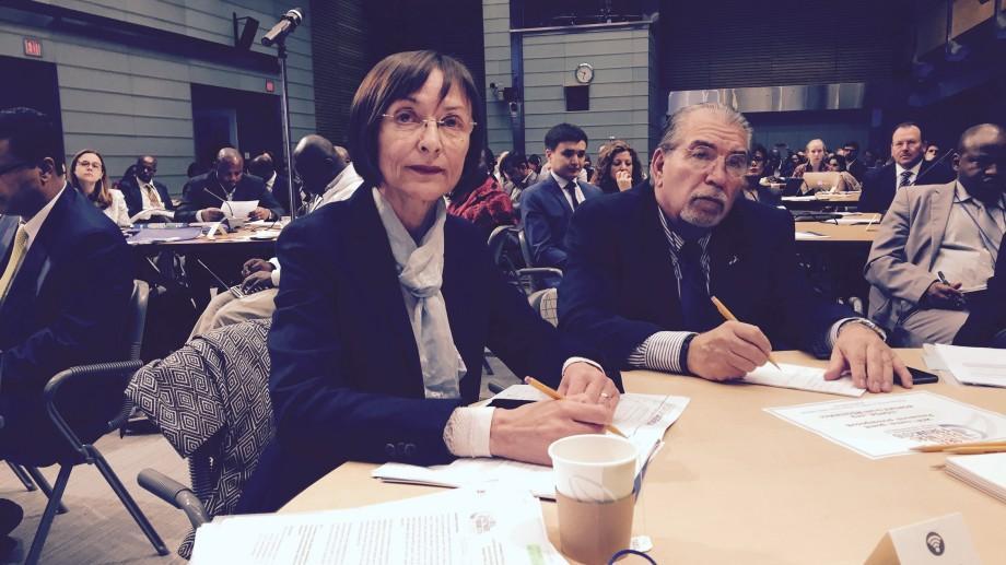 (foto) Ministerul Educației, Corina Fusu, a plecat în America. Iată ce face acolo