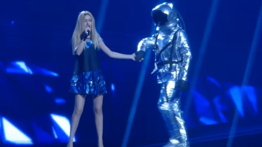 (video) Iată cum a evoluat Lidia Isac pe scena Eurovision de la Stockholm
