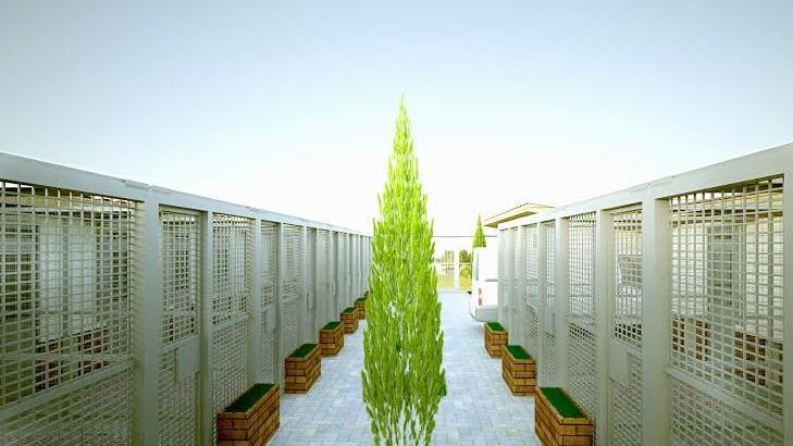 (foto) Cum va arăta primul centru de plasament pentru animalele fără stăpân de la Orhei
