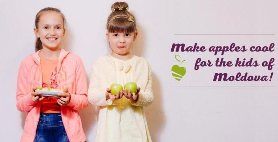 """(grafice) """"Coolege Vitamine"""" – campanie de crowdfunding pentru distribuirea fructelor în școli"""
