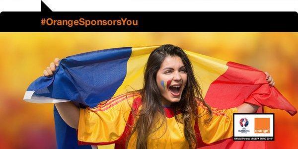 (video) OrangeSponsorsYou: Ești pregătit să fii adevărata vedetă a UEFA Euro 2016?