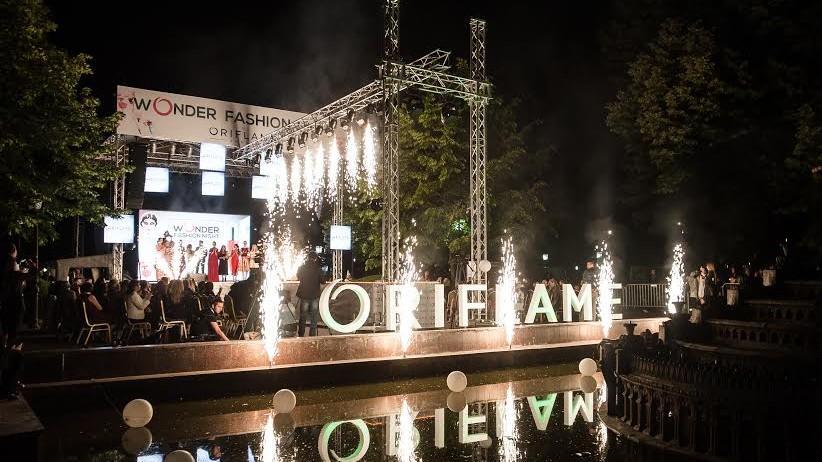 (foto) Wonder Fashion Night by Oriflame – revelația acestei primăveri