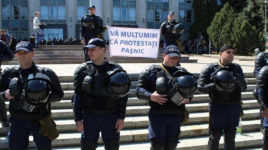 Sancțiuni mai aspre pentru violența aplicată față de polițiști