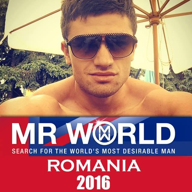 Photo Credit: Mister World România 2016