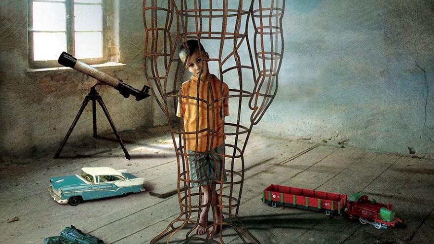 (foto) Un ilustrator polonez ne arată cât de suferindă este viața oamenilor de astăzi