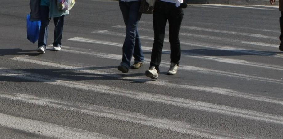 Lucrările de aplicare a marcajului în Chișinău întârzie pentru că nu au fost cumpărate materiale