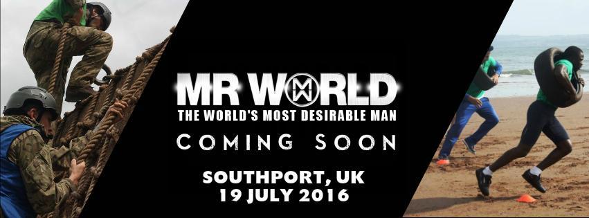 Mister World Moldova 2016