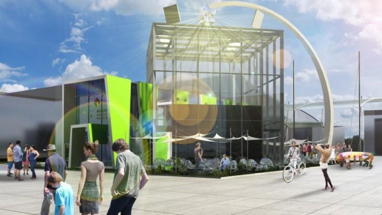 A fost extins termenul Concursului de proiecte privind utilizarea pavilionului de la Expo Milano 2015