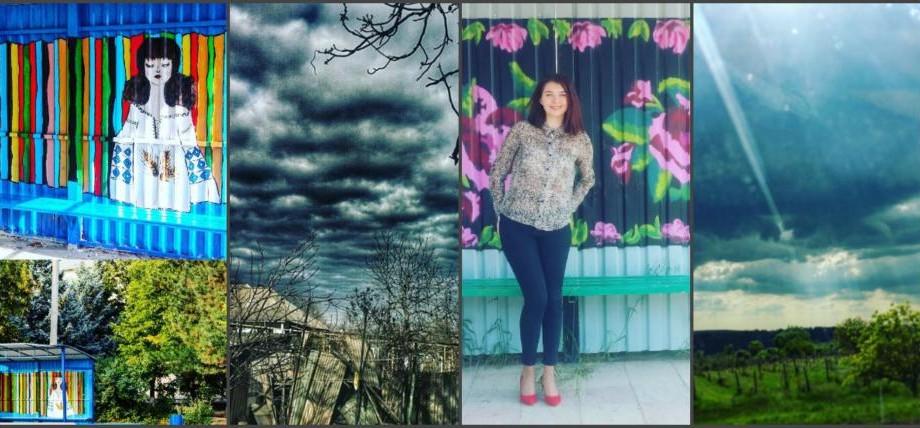 (foto) Peisaje rustice, stații de autobuze, case vechi. Cum este văzut Ialoveni de locuitorii săi pe Instagram