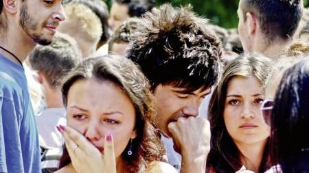 """Explozia de la Piața Centrală: Administratorii localului """"La Soacra"""" au fost reținuți"""