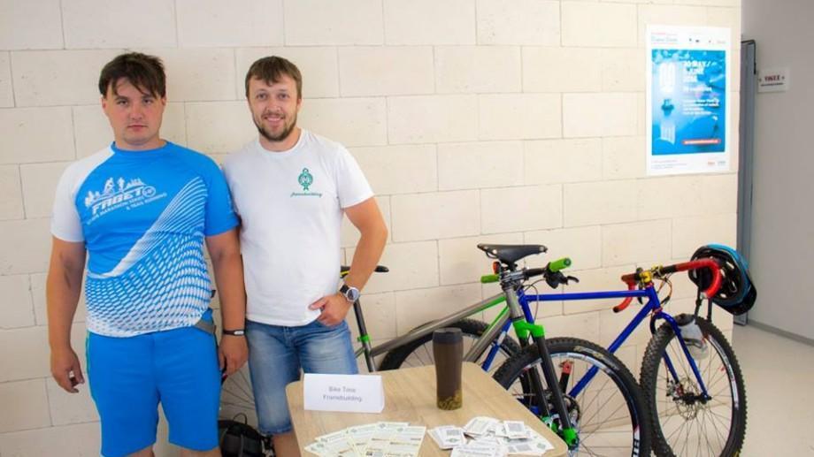 Bike Time Framebuilding – afacerea unor tineri din Moldova care confecționează biciclete personalizate