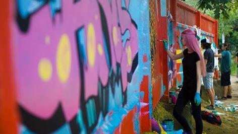 Se organizează un After Party a Festivalului de Artă Urbană ca urmare a incidentului de duminică