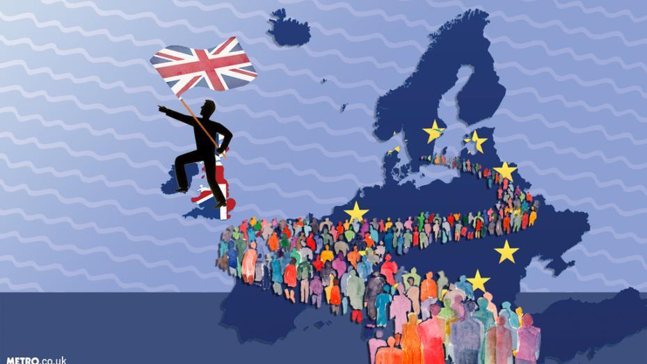 """Cât vor mai putea rămâne cetățenii români în Marea Britanie. """"Cei cu calificare superioară vor obține o perioadă mai lungă"""""""